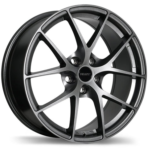 FAST INNOVATION F219 WHEEL - TITANIUM 16''