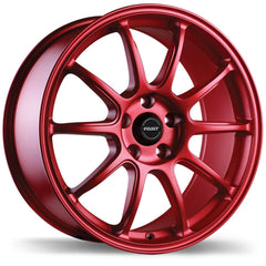 FAST DIME F230 WHEEL - MATTE RED 18''