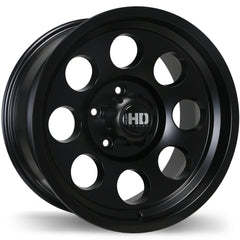 FAST HD SERIES DETOUR F236 WHEEL - SATIN BLACK 17''