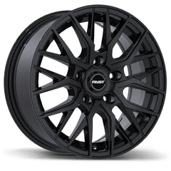 FAST TRONIC F238 WHEEL - GLOSS BLACK 15''