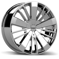 FAST ENTOURAGE F243 WHEEL - CHROME 20''