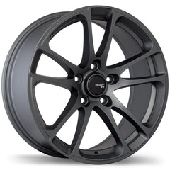 FAST COMPETITIONFC03 WHEEL - SATIN GUNMETAL 17''