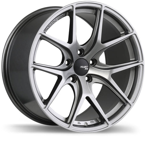 FAST COMPETITION FC04 WHEEL - TITANIUM 20''