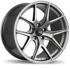 FAST COMPETITION FC04 WHEEL - TITANIUM 17''