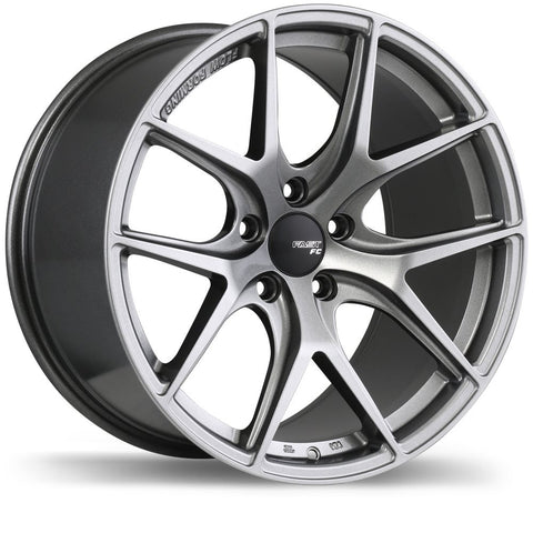 FAST COMPETITION FC04 WHEEL - TITANIUM 18''