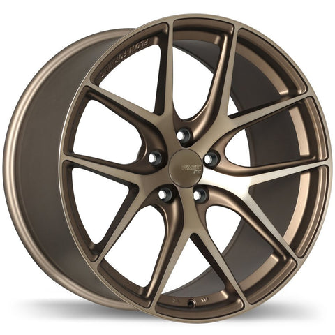 FAST COMPETITION FC04 WHEEL - MATTE BRONZE 19''