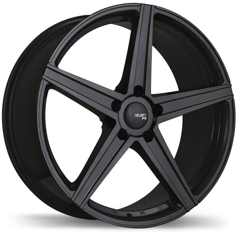 FAST COMPETITION FC05 WHEEL - TITANIUM BLACK 18''