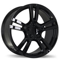 REPLIKA R140A WHEEL - GLOSS BLACK 18''
