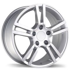 REPLIKA R140A WHEEL - SILVER 18''