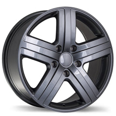 REPLIKA R153 WHEEL - GUNMETAL 17''
