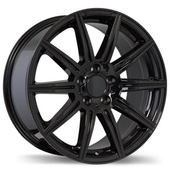 REPLIKA R157 WHEEL - GLOSS BLACK 18''