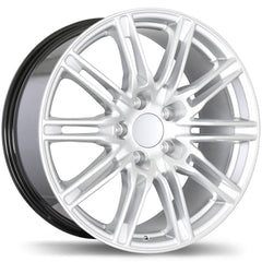REPLIKA R158 WHEEL - HYPER SILVER 20''