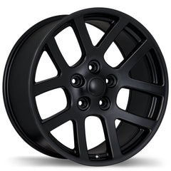 REPLIKA R161A WHEEL - MATTE BLACK 22''
