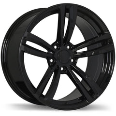 REPLIKA R163A WHEEL - GLOSS BLACK 17''