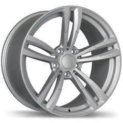 REPLIKA R163A WHEEL -  SILVER 17''