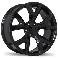 REPLIKA R165 WHEEL - GLOSS BLACK 18''
