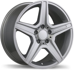 REPLIKA R169 WHEEL - SILVER 17''