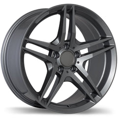 REPLIKA R170 WHEEL - GUNMETAL 18''