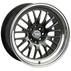 XXR 531 WHEEL - CHROMIUM BLACK 16''