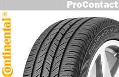 CONTINENTAL PROCONTACT 275/40R19 101V SUMMER TIRE