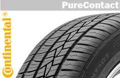CONTINENTAL PURECONTACT 215/50R17 95V SUMMER TIRE