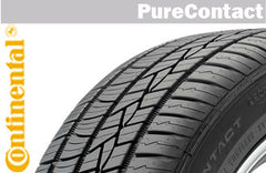 CONTINENTAL PURECONTACT 205/65R16 95H SUMMER TIRE