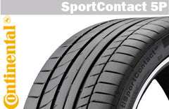 CONTINENTAL SPORTCONTACT 5P 225/35R19 88Y XL SUMMER TIRE