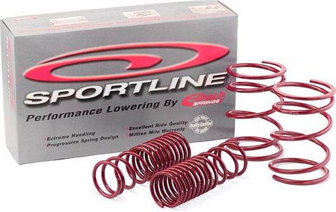 EIBACH SPORTLINE LOWERING SPRINGS - HONDA ACCORD 03-07 (V6)