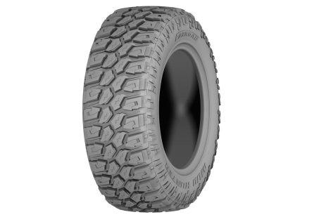Farroad MUD HUNTER LT285/70R17 121/118Q E/10 OWL MUD TERRAIN TIRE