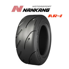 NANKANG AR-1 195/50R15 86V XL TRACK SUMMER TIRE (100 TREADWARE)