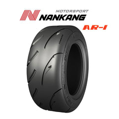 NANKANG AR-1 225/40R18 92YXL TRACK SUMMER TIRE (80 TREADWARE)
