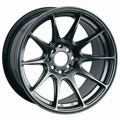 XXR 527 WHEEL - CHROMIUM BLACK 17''