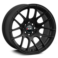 XXR 530 WHEEL - FLAT BLACK 17''