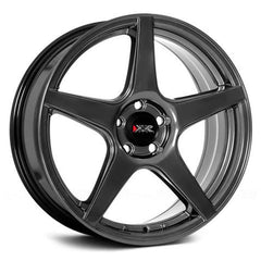 XXR 535 WHEEL - CHROMIUM BLACK 18''