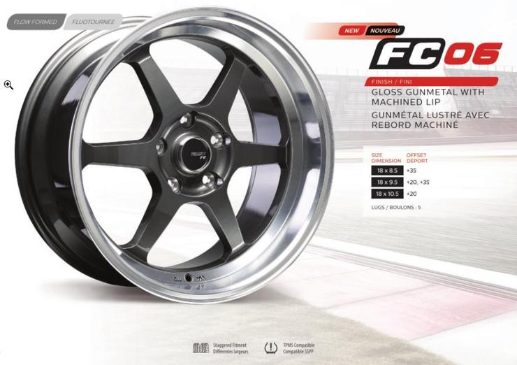 FAST COMPETITION FC06 LIGHTWEIGHT WHEEL SERIE