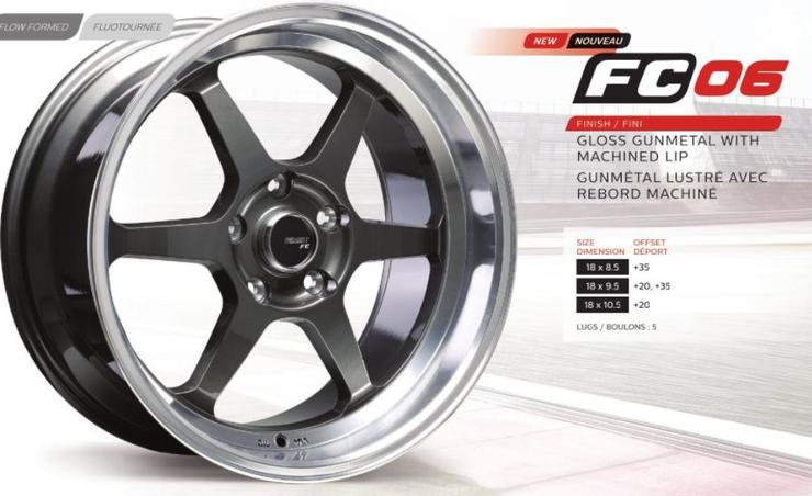 *NEW* FAST VICTORY F228 WHEEL COLLECTION