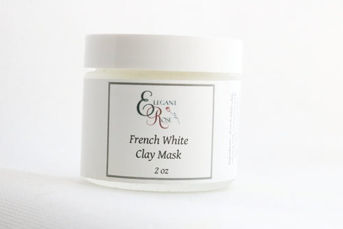 French White Clay Mask