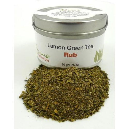Lemon Green Tea Rub