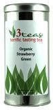 Organic Strawberry Green