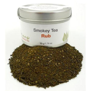Smokey Tea Rub