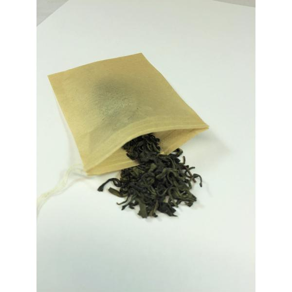 Unbleached Tea Bags With Strings