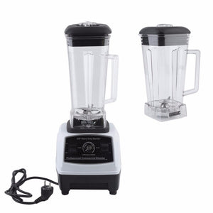 Commercial BPA Free Electric Powerful High Speed Single Serve Blender Mixer Juicer Smoothie Machine G5200 Double Containers