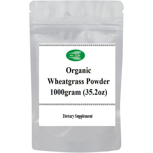 1Pack Organic Wheatgrass Powder - Superfood Supplement 1000gram free shipping