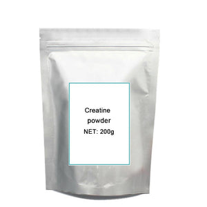GMP qualified Creatine for Nutritional supplements 200grams free shipping