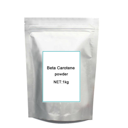 Health Supplement Beta carotene pow-der