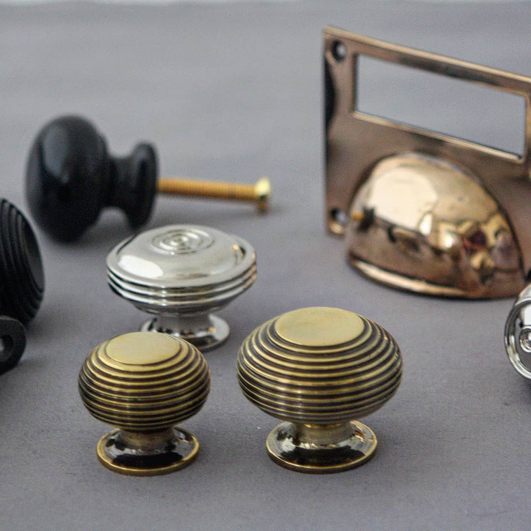 Period Cabinet Knobs