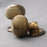 Heavy Beehive Brass Door Knobs
