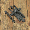 Decorative Black Iron Slide Bolts