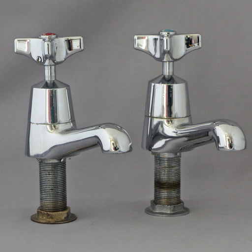 Chrome Bolding Bath Taps
