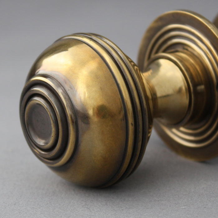 Georgian period door handles